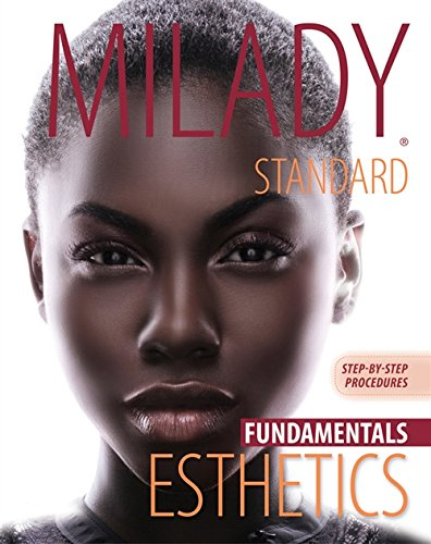Step-by-Step Procedures for Milady Standard Esthetics: Fundamentals, Spiral Bound Version