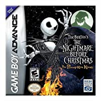Tim Burton's The Nightmare Before Christmas: The Pumpkin King (輸入版)