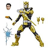 Hasbro Power Rangers Lightning Collection 6' Beast Morphers Gold Ranger Collectible Action Figure Toy with Accessories