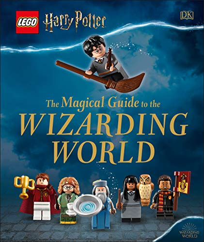 Lego Quidditch Harry Potter marca DK Publishing (Dorling Kindersley)