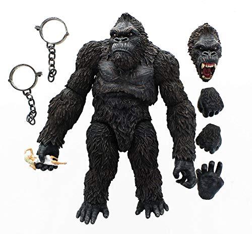 Skull Island King Kong Action Figure [Regular Version]