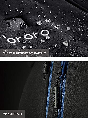 ororo Men's heated Jacket kit with detachable Hood (XX Large) by ororo