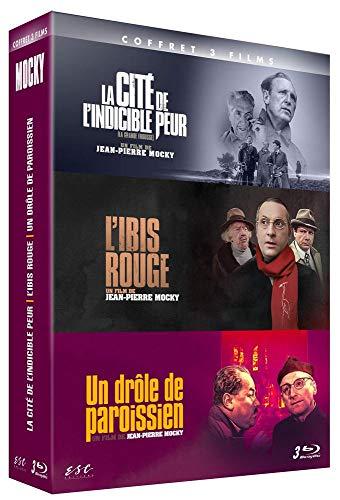 Jean-Pierre Mocky-Coffret 3 BRD [Blu-Ray]