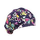 Cappello Chirurgico Cappellini di Bouffant Sanitari per Infermiera Medico - #1, Taglia unica
