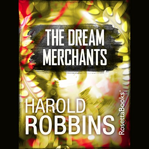 The Dream Merchants audiobook cover art