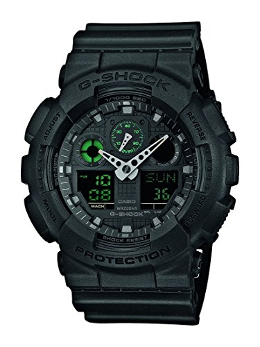 Casio G-Shock Herren-Armbanduhr GA 100MB 1AER