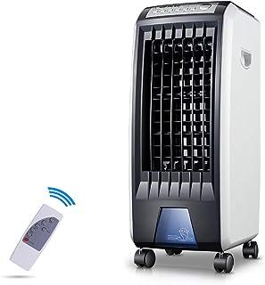 YONG FEI Aire Acondicionado portátil -9 Sentido del Viento, enfriamiento de Velocidad Extrema, Tanque de Agua Doble Superior e Inferior, máquina de enfriamiento de Agua móvil con Control Remoto en el