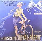 Kalender Werbung 2016/30x VE = 1/Fahrrad Royal–Fabric/Plakate Anzeigen/204