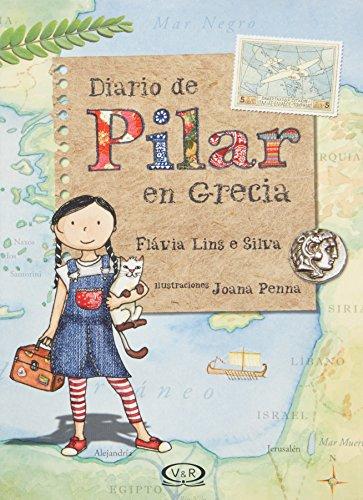 small Diario de Pilar En Grecia (Spanish version)