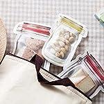 10pcs-Reusable-Silicone-Food-BagReusable-Silicone-Food-Storage-Bag-Silicone-Bags-Bags