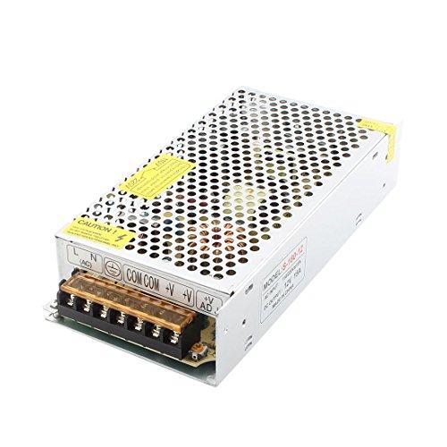 LED Fuente de alimentacion interruptor - SODIAL(R) S-180-12 Fuente de alimentacion interruptor de pantalla de LED luz de tira DC 12V 15A 180W