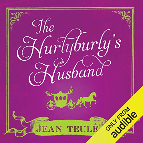 Couverture de The Hurlyburly's Husband