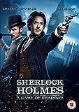 Sherlock Holmes: A Game Of Shadows [Edizione: Regno Unito] [Italia] [DVD]
