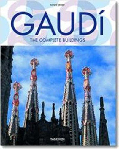 Gaudi: 1852-1926 Antoni Gaudi i Cornet - A Life Devoted to Architecture (Architecture & Design)