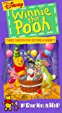 Winnie the Pooh: Three Cheers for Eeyore and Rabbit [VHS]