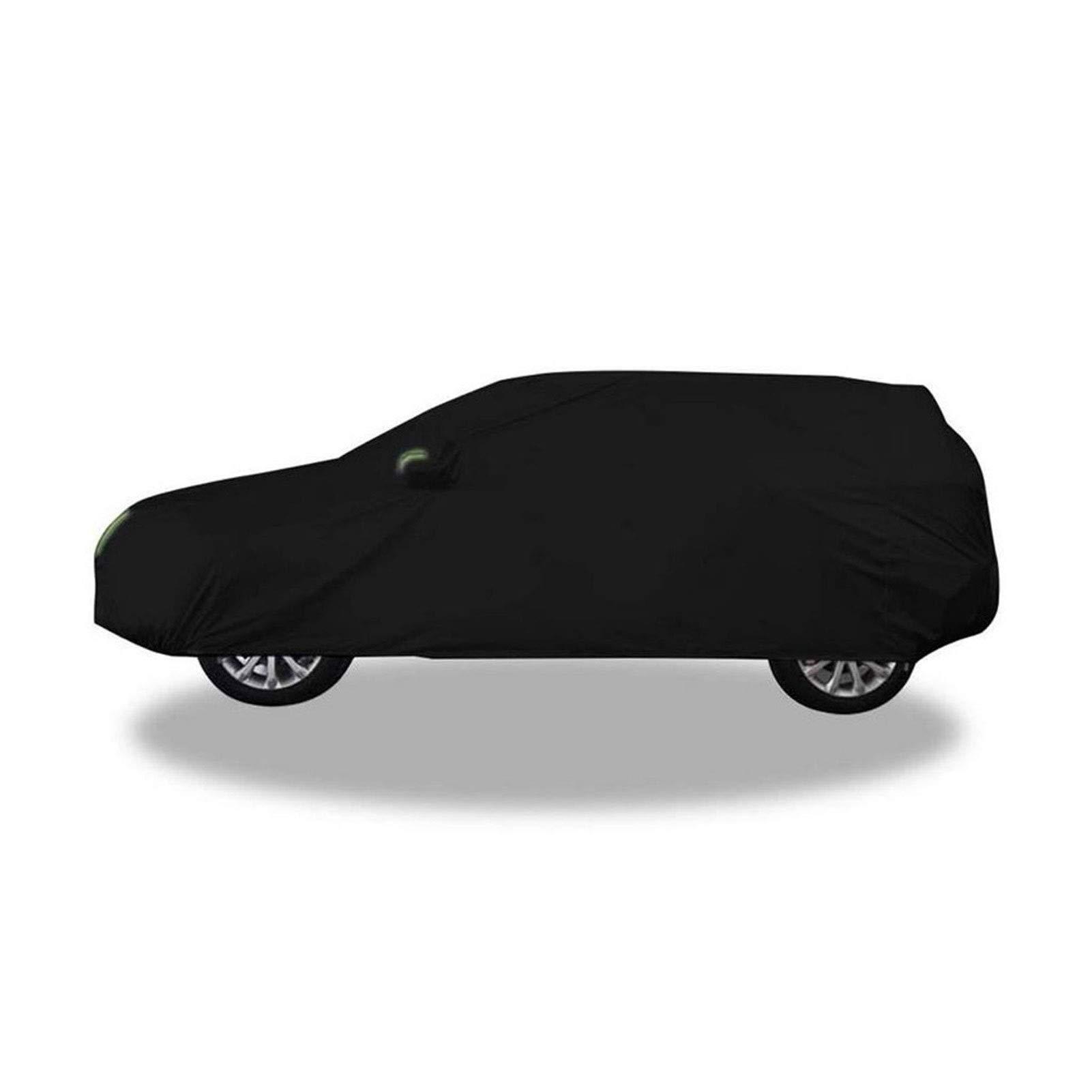 Color : Oxford Cloth - Built-in lint Car Cover Alfa Romeo Stelvio Car Cover SUV Thick Oxford Cloth Sun Protection Rain Warm Cover Car Cover