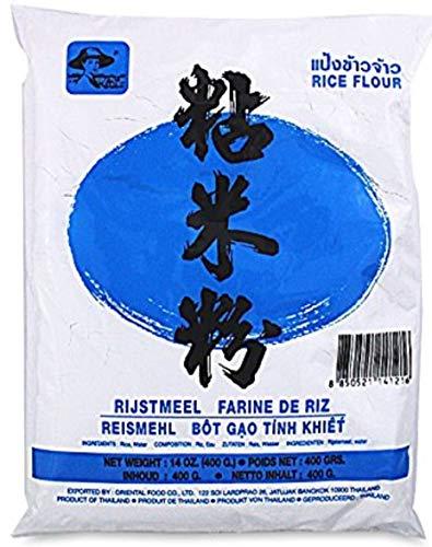 Reismehl für dieses Rezept