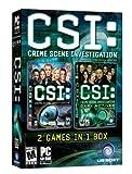 CSI/CSI: Dark Motives Double Pack - PC