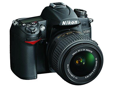Nikon D7000 16.2 Megapixel Digital SLR Camera with 18-55mm Lens (Black)