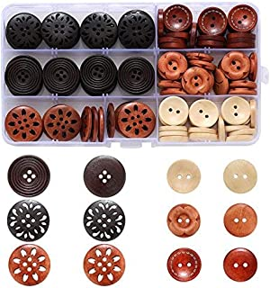 Best 3/4 inch buttons Reviews
