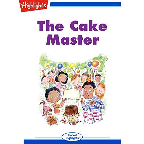 The Cake Master copertina