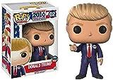 SKYUXUAN Funko Pop Donald Trump President of America Country Vinyl Collection Figurita de la serie American History of the Classic Celebrities