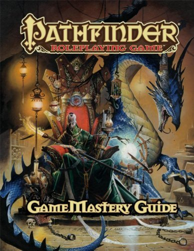 Pathfinder Roleplaying Game: GameMastery Guide by Paizo Staff (8-Jul-2010) Hardcover
