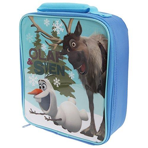 Disney Frozen Kinder Lunch Tasche Olaf (Einheitsgröße) (Blau)