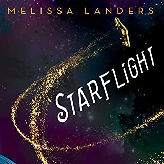 Starflight audiobook cover art