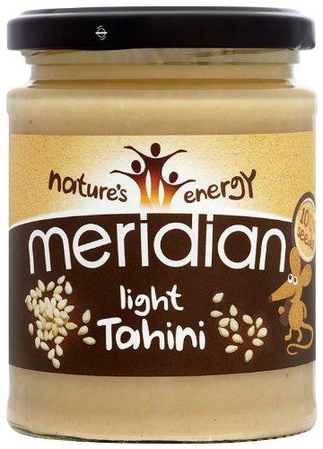 Meridian Natural Light Tahini 270 g (Pack of 6)