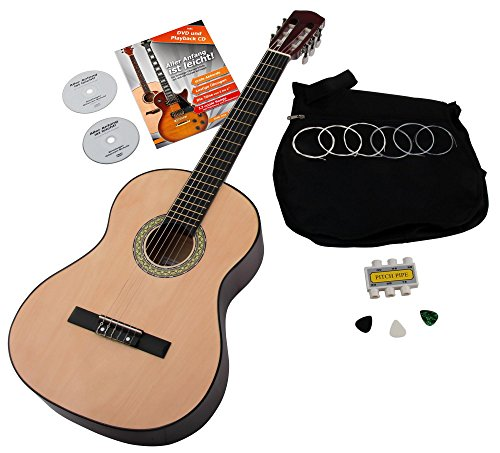 Classic Cantabile Acoustic Series AS-851 4/4 classical...