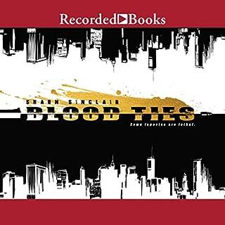 Blood Ties audiobook cover art