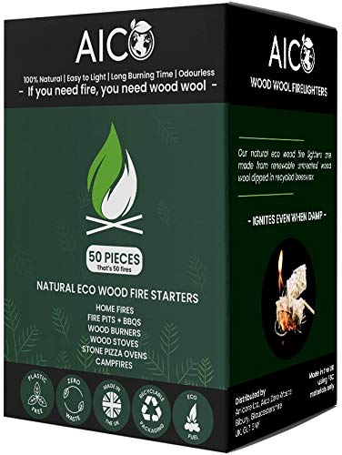 Aico Natural Firelighters