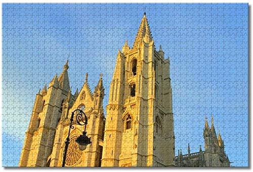 Puzzles  Catedral De Leon