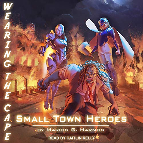 Small Town Heroes cover art