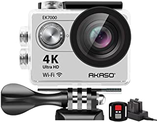 AKASO EK7000 4K WiFi Sports Action Camera Ultra HD Waterproof DV Camcorder 12MP 170..