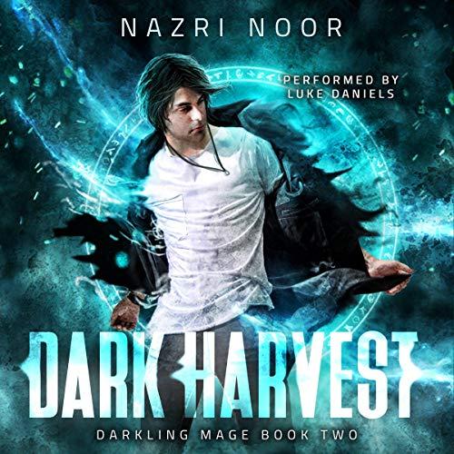 Dark Harvest  By  cover art