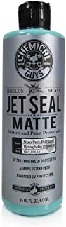 Chemical Guys WAC_203_16 Blue JetSeal Matte Sealant and Paint Protectant (16 oz).