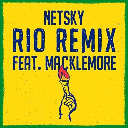Netsky feat. Macklemore & Digital Farm Animals