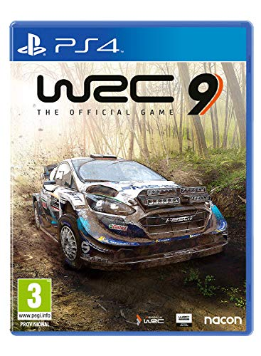 WRC 9 - PlayStation 4 Include Upgrade PS5 E Blind Jumps - PlayStation 4
