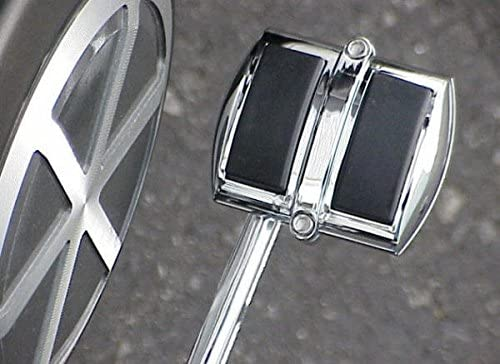 i5 Chrome Rear Brake Pedal Shifter with K Manufacturer regenerated product Cover compatible Honda Portland Mall