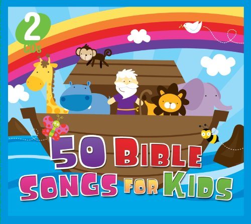 Price comparison product image 50 Bible Songs for Kids