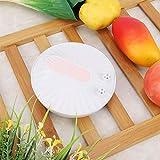Lavastoviglie ricaricabile a risparmio energetico Mini lavastoviglie a ultrasuoni per cucina domestica ristorante(Pink)