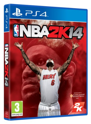 2K Nba 2K14, PS4