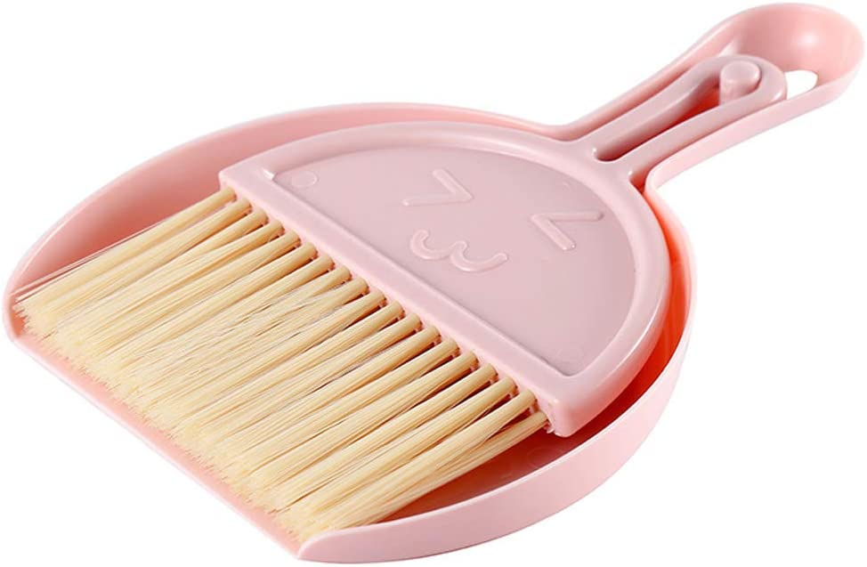 Mini Dustpan and Brush Set Multi-F Sweeper Max 49% At the price of surprise OFF Broom Hand with