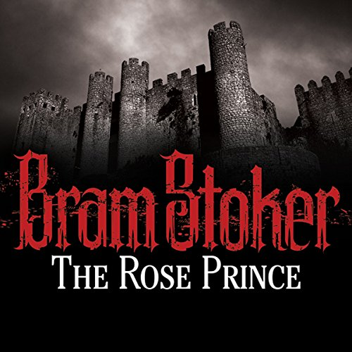 The Rose Prince audiobook cover art