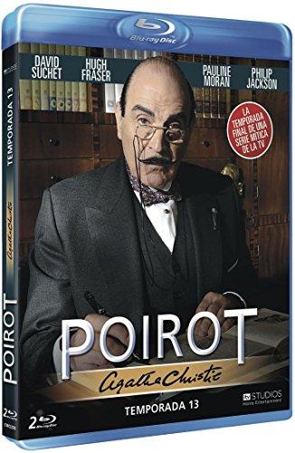 Agatha Christie - Poirot - 13ª Temporada [Blu-ray]
