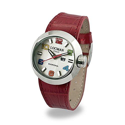 Locman Change One - Reloj de mujer redondo