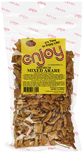 Enjoy Mix Arare 8 Oz