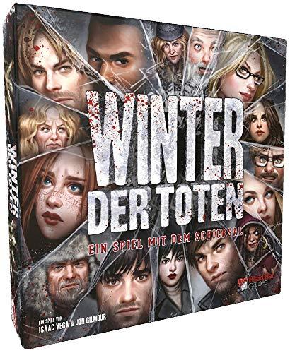 Winter der Toten - Grundspiel - Brettspiel | DEUTSCH | Neuauflage